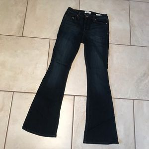 NWOT Jessica simpson adored high rise flare jeans